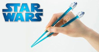 R2-D2 Chopsticks – Hashis Star Wars!