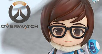 Boneca Nendoroid Mei do Game Overwatch