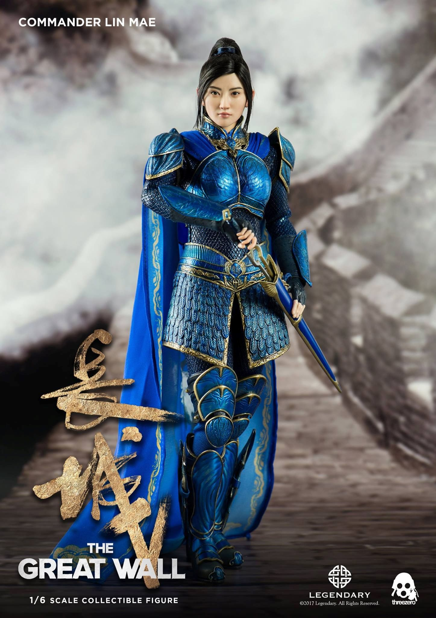Lin-Mae-The-Great-Wall-Collectible-Action-Figure-06