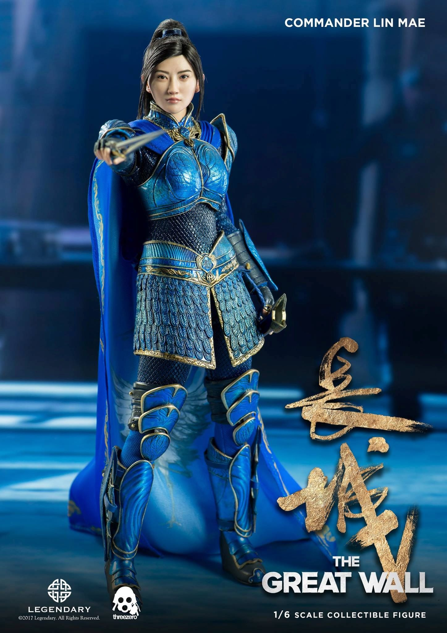 Lin-Mae-The-Great-Wall-Collectible-Action-Figure-09