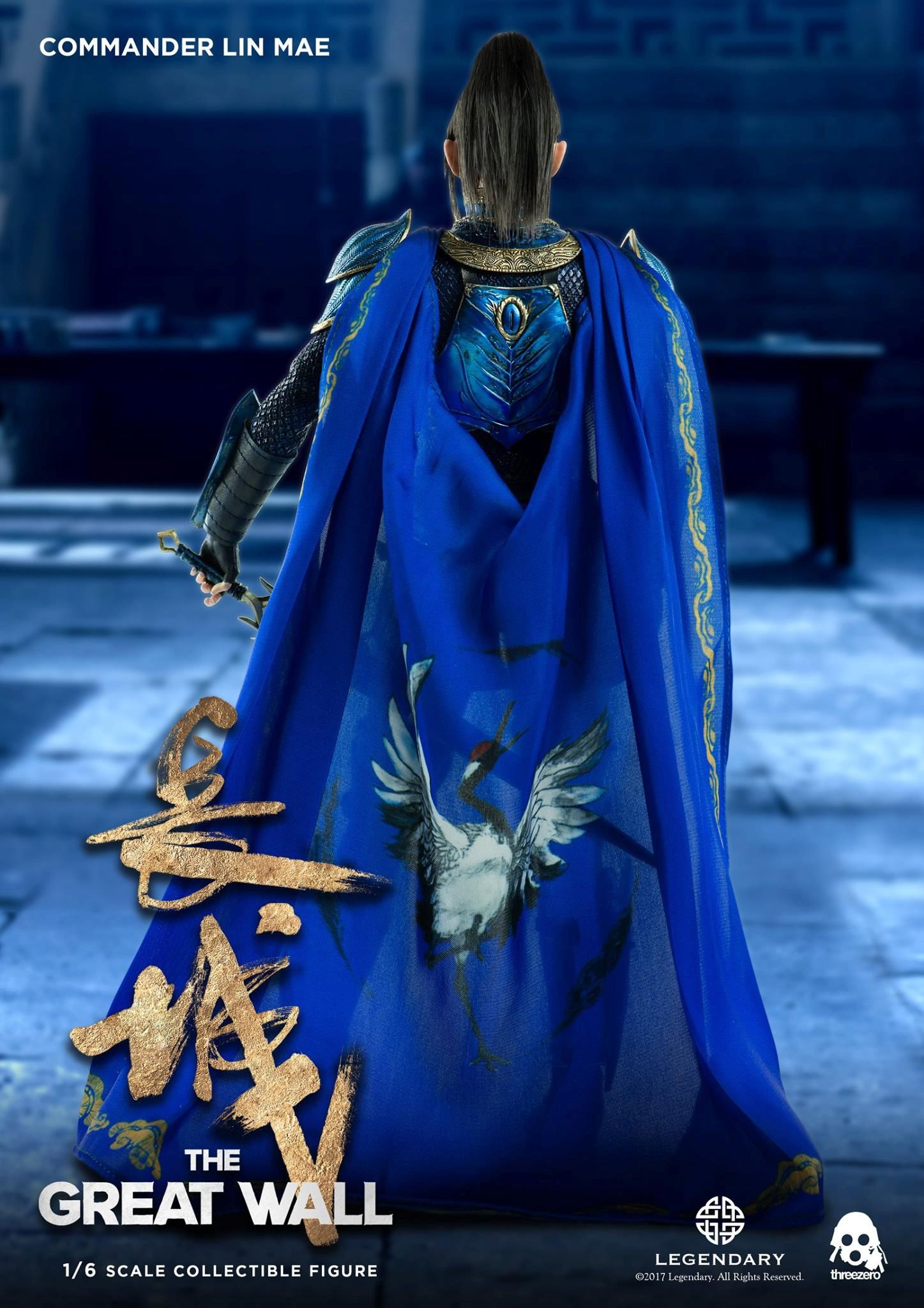 Lin-Mae-The-Great-Wall-Collectible-Action-Figure-10