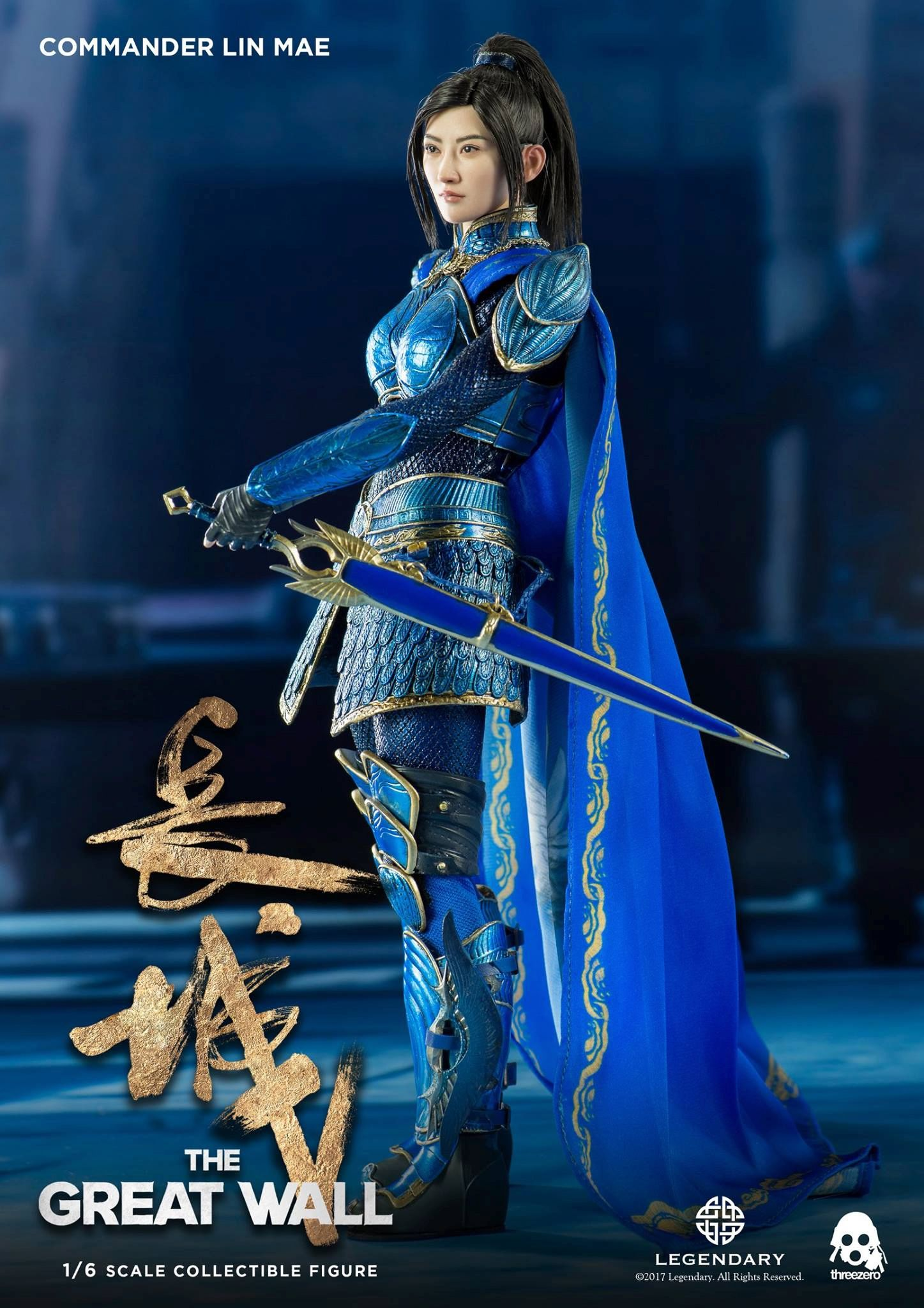 Lin-Mae-The-Great-Wall-Collectible-Action-Figure-12