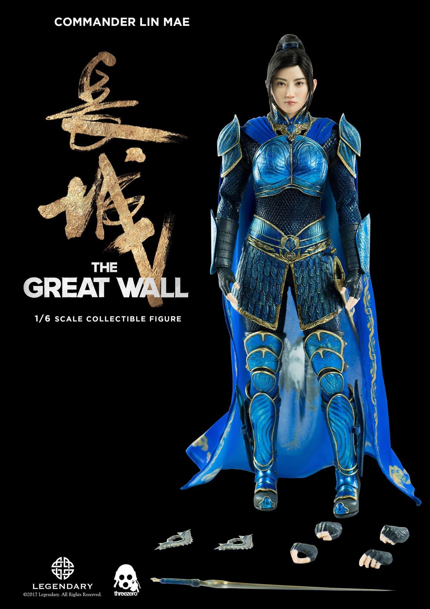 Lin-Mae-The-Great-Wall-Collectible-Action-Figure-13