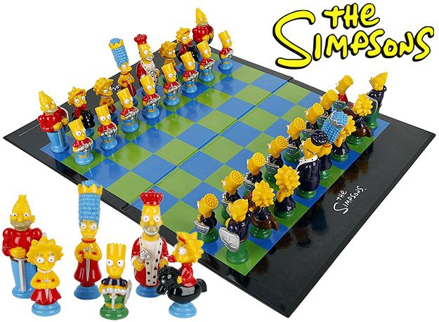 Xadrez-The-Simpsons-Chess-Game-Tabuleiro-01