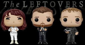 Bonecos Pop! da Série The Leftovers