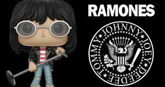 Boneco Pop! Joey Ramone!