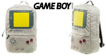 Mochila Nintendo Game Boy