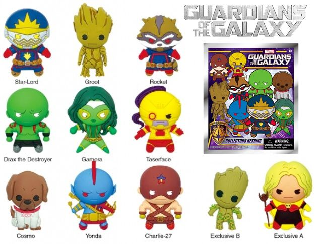 Chaveiros-Guardians-of-the-Galaxy-3-D-Figural-Foam-Keychains-01
