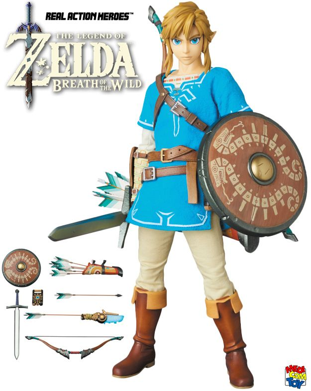 Legend-of-Zelda-Breath-of-the-Wild-Real-Action-Heroes-Link-Action-Figure-01