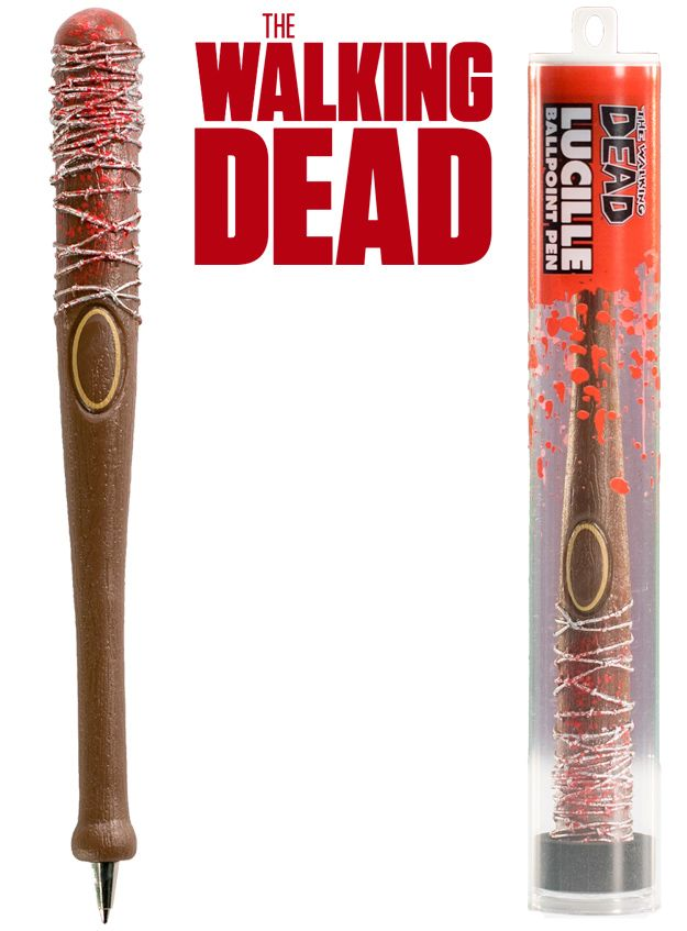 Caneta-The-Walking-Dead-Lucille-Ballpoint-Pen-01