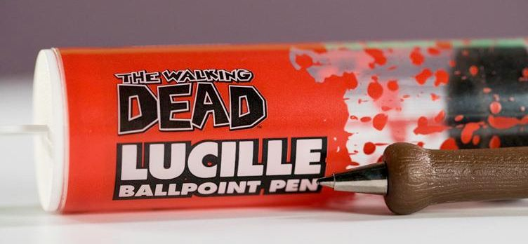 Caneta-The-Walking-Dead-Lucille-Ballpoint-Pen-02
