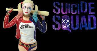 Cofre Esquadrão Suicida: Harley Quinn de Margot Robbie