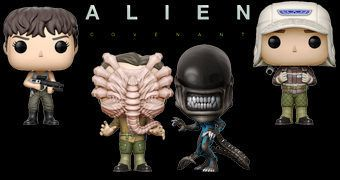 Bonecos Pop! Alien: Covenant