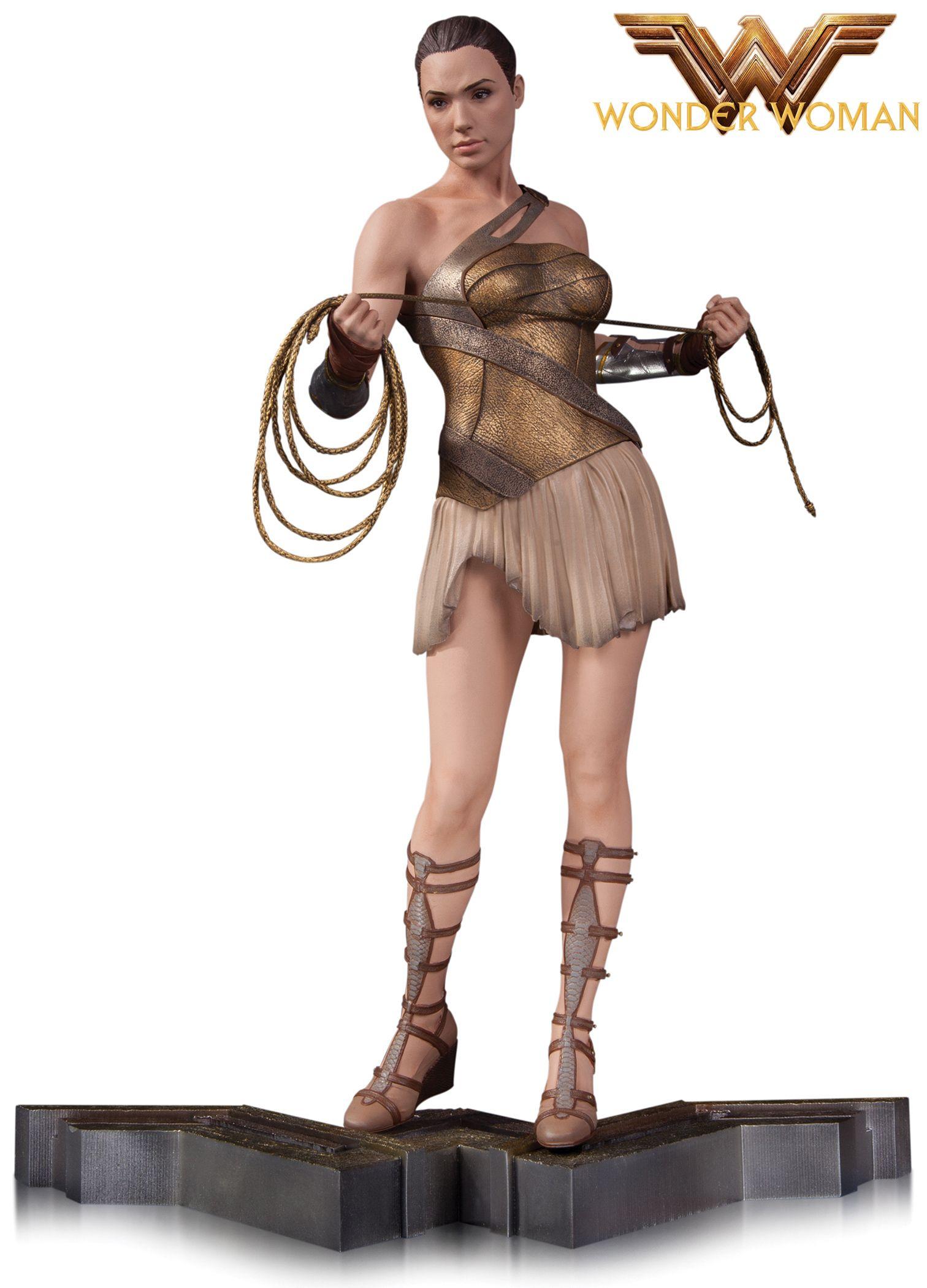 Estatua-Mulher-Maravilha-Wonder-Woman-Training-Outfit-Movie-Statue-05