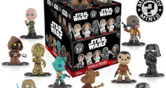 Star Wars Classic Mystery Minis – Mini-Figuras Funko Blind-Box