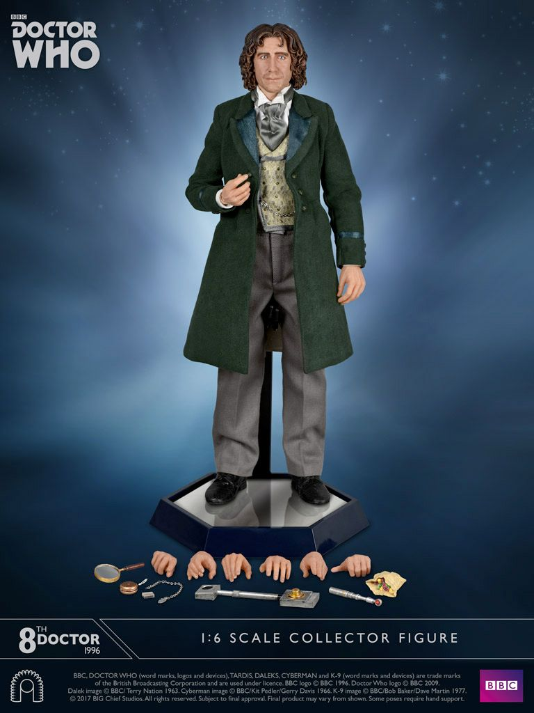 Action-Figure-Eighth-Doctor-Who-Limited-Edition-Figure-Big-Chief-09