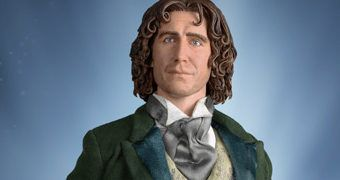 Paul McGann como o 8º Doctor – Action Figure Perfeita Doctor Who 1:6