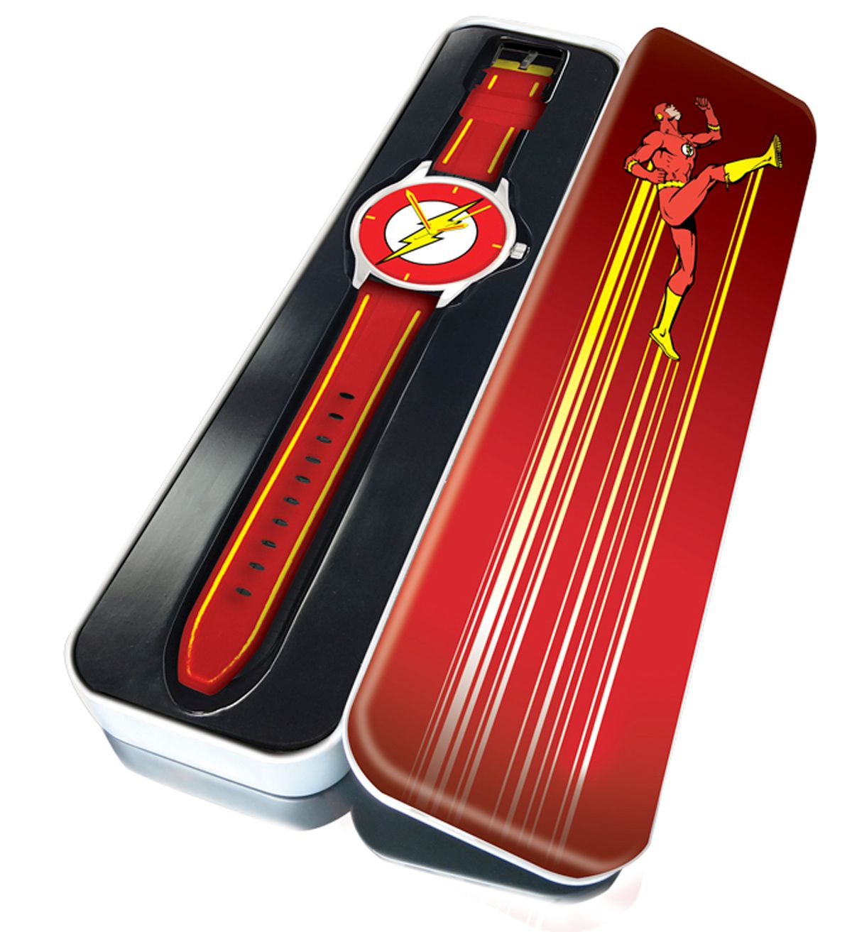 Relogio-de-Pulso-The-Flash-Comic-Logo-DC-Watch-Collection-03