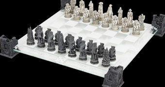 Xadrez Vampiros vs. Lobisomens!