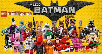 Mini-Figuras LEGO Batman: O Filme (Blind-Box)
