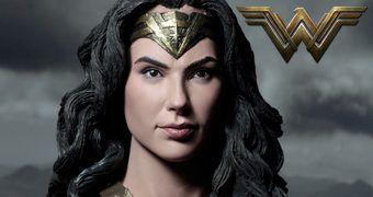 Wonder Woman (Gal Gadot) Action Figure Neca Escala 1:4