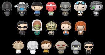 Mini-Figuras Sci-Fi Pint Size Heroes (Funko Blind-Box)