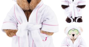 Feliz Dia das Mães: Mamãe Ursa vai ao Spa!