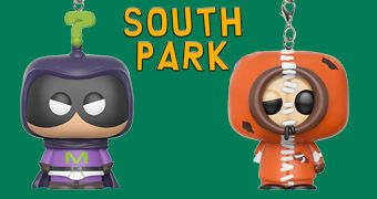 Chaveiros South Park Funko Pocket Pop!