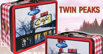 Lancheira Twin Peaks Lanchonete Double R Diner