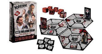 Jogo de Dados The Walking Dead Battle Yahtzee