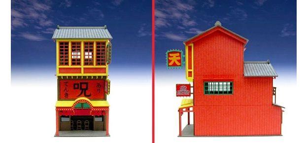 Kit-de-Papel-Spirited-Away-Pig-Restaurant-Hayao-Miyazaki-02