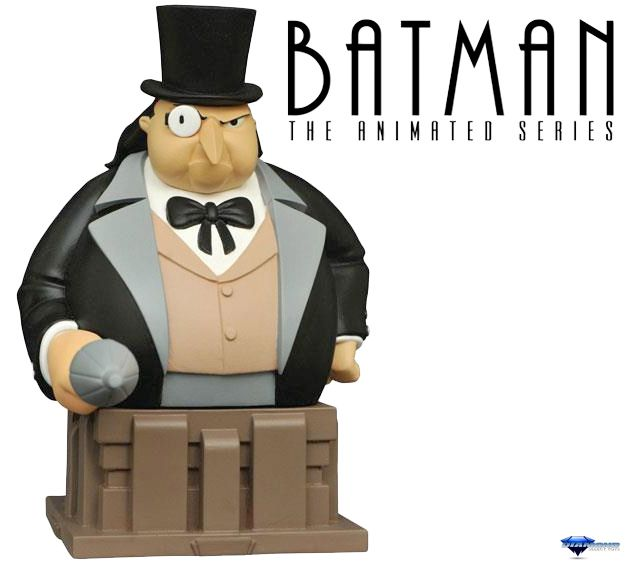 Busto-Penguin-Batman-The-Animated-Series-Bust-01