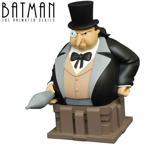 Busto-Penguin-Batman-The-Animated-Series-Bust-03