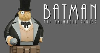 Busto Batman: Animated Series – Pinquim (Oswald Coblepot)