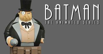 Busto Batman: Animated Series – Pinquim (Oswald Coblepot)