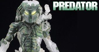 O Predador 30 Anos: Jungle Demon Action Figure Escala 1:4