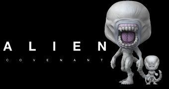 Alien: Covenant Pop! Neomorph e Neomorph Bebê