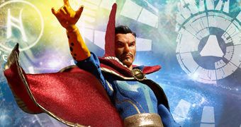 Action Figure Dr. Strange One:12 Collective da Mezco