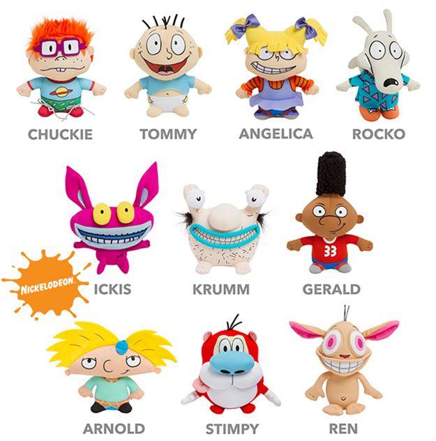Bonecos-de-Pelucia-Nickelodeon-90s-Plush-01