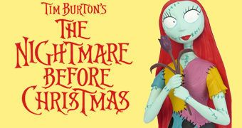 Cofre Sally Nightmare Before Christmas