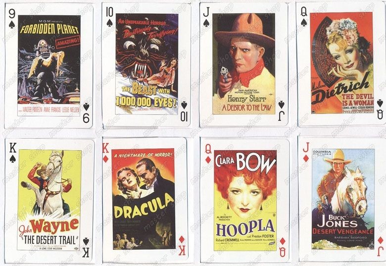 Baralho-Piatnik-Classic-Movie-Poster-Playing-Cards-04