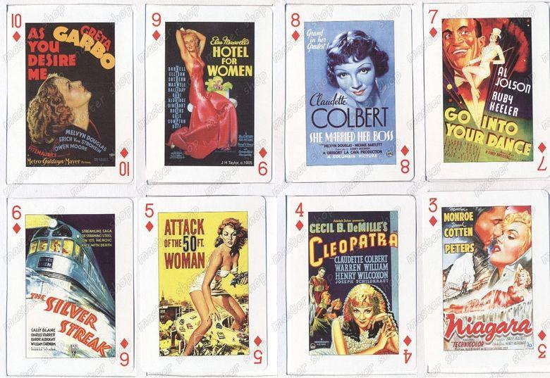 Baralho-Piatnik-Classic-Movie-Poster-Playing-Cards-05