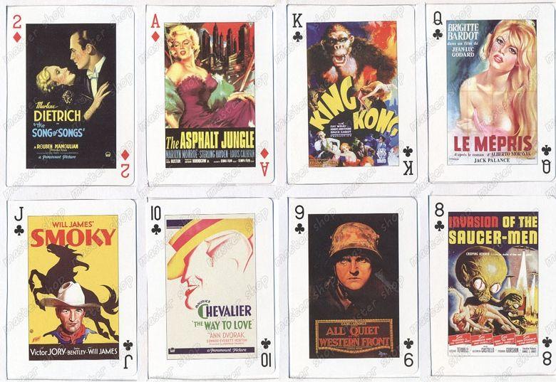 Baralho-Piatnik-Classic-Movie-Poster-Playing-Cards-06