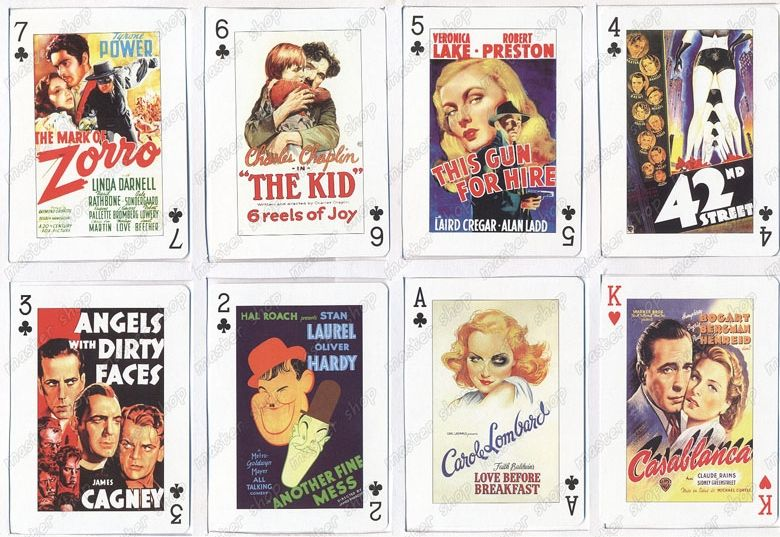 Baralho-Piatnik-Classic-Movie-Poster-Playing-Cards-07