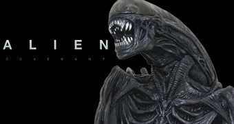 Cofre Xenomorfo Alien: Covenant