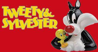 Cofre Looney Tunes: Piu-piu e Frajola