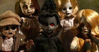Living Dead Dolls Série 34: Mina Abandonada Devil's Vein!