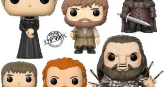 Game of Thrones Pop! Série 7: Rainha Cersei, Tyrion, Jon, Bran, Tormund e Gigante Wun Wun