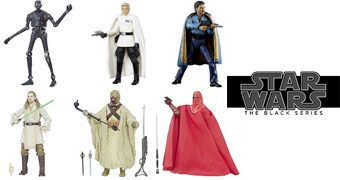 "Action Figures Star Wars Black Series 6"" Wave 11 (2017)"