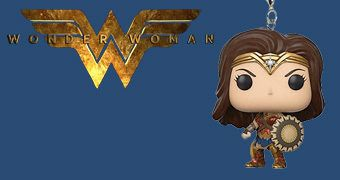 Chaveiro Wonder Woman Movie Funko Pocket Pop!